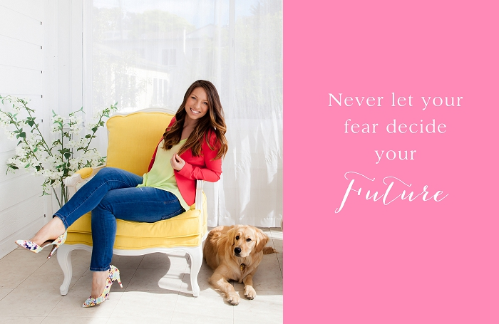 How to know when you are ready to go full time in your side business. Nicole Blumberg Photography